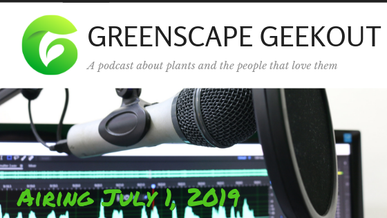 Greenscape Geekout Podcast