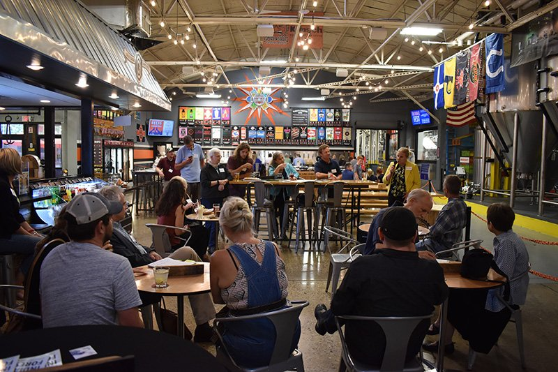 Sun King Brewing Space