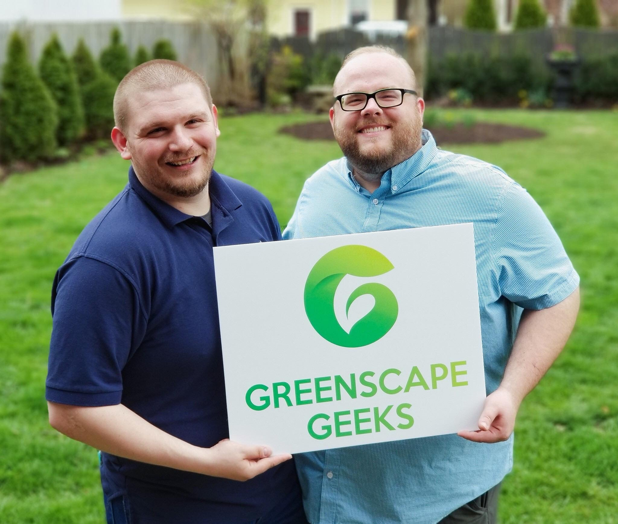 Greenscape Geeks Owners