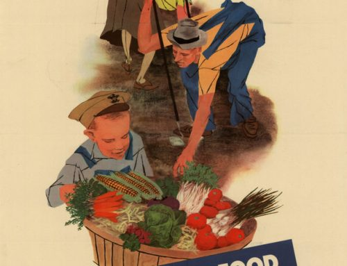Victory Gardens: Growing from the Past to the Present