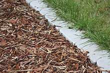 sustainable yard mulch - Greenscape Geeks Landscaping Indianapolis
